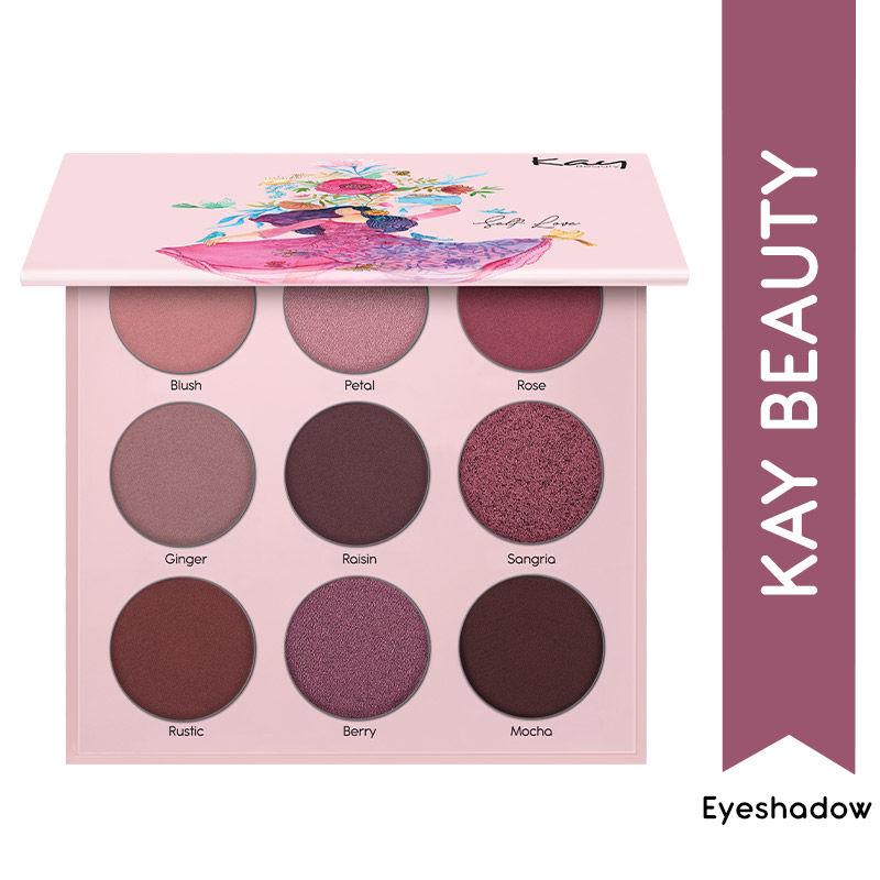 Kay Beauty Eyeshadow Palette - Self Love