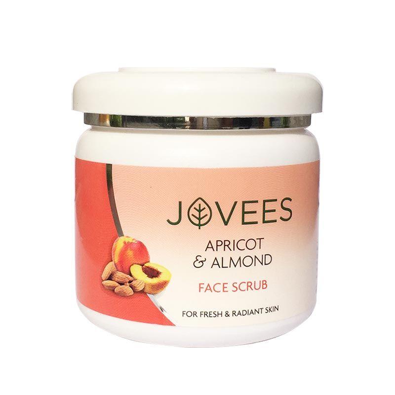 f5277f62be9 Jovees Apricot & Almond Face Scrub at Nykaa.com