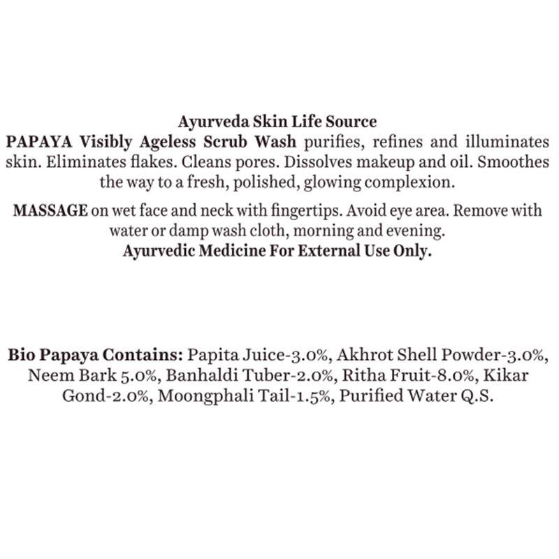 Natural Face Wash: Buy Ayurvedic & Herbal Face Wash Online in India