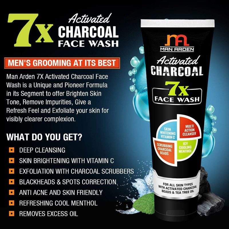 Mirah Belle Miracle Charcoal Cleansing Soap Bath & Body Pack Of 3 Superior Performance Health & Beauty