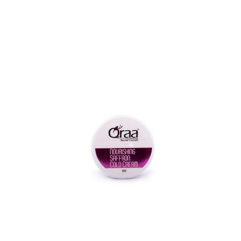 Qraa Nourishing Saffron Cold Cream