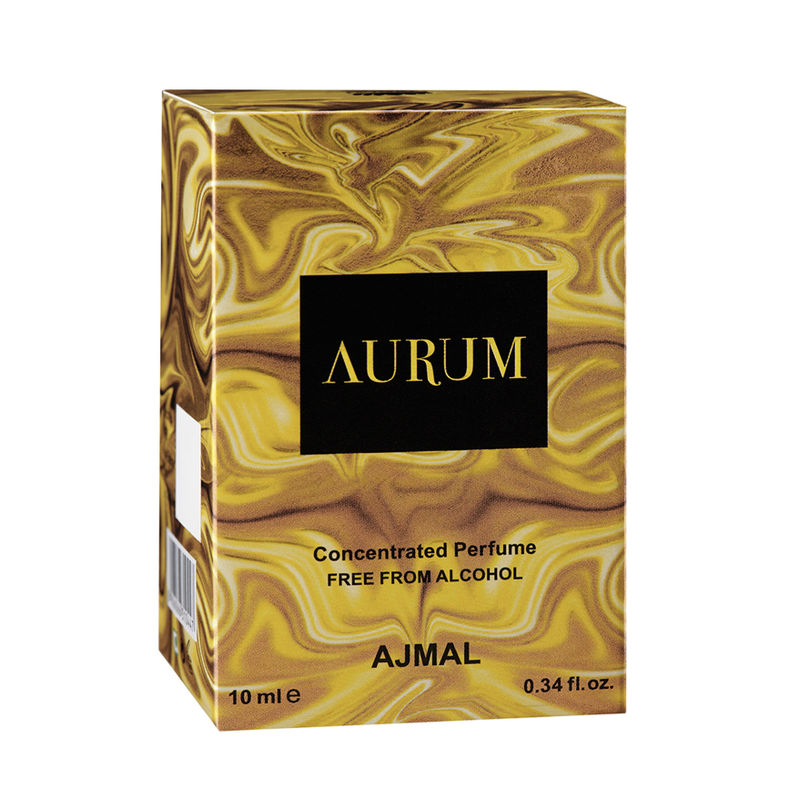Buy Ajmal Aurum Concentrated Fruity Perfume At Nykaacom