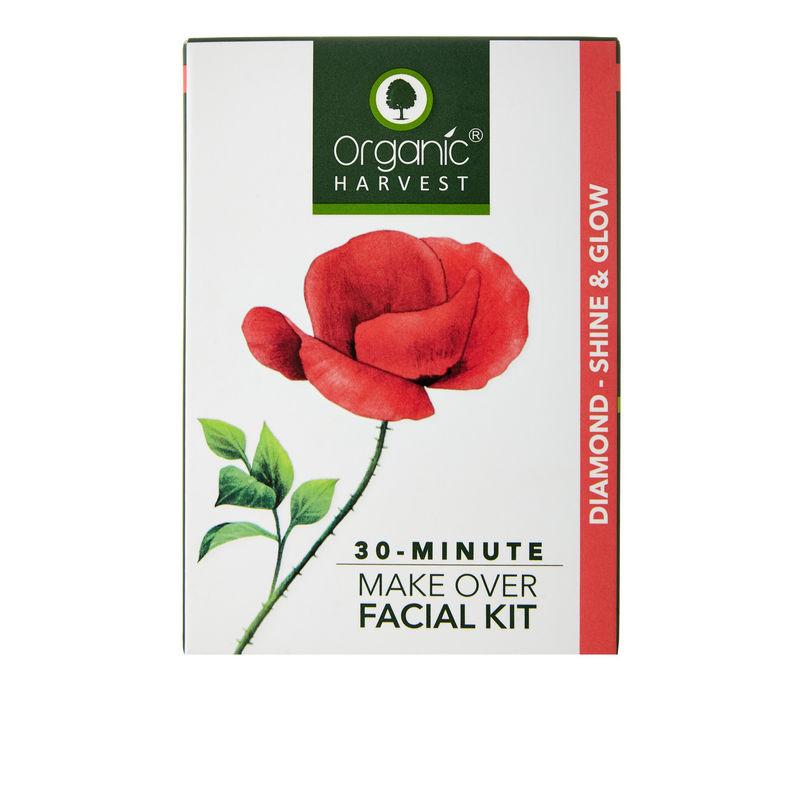 bd1b1a88 Organic Harvest Gold - Age Reversal Facial Kit at Nykaa.com