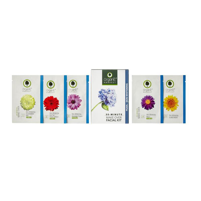 a47dba45 Organic Harvest Pearl - Skin Whitening Facial Kit at Nykaa.com
