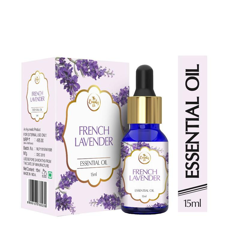 The Beauty Co. French Lavender Essential Oil
