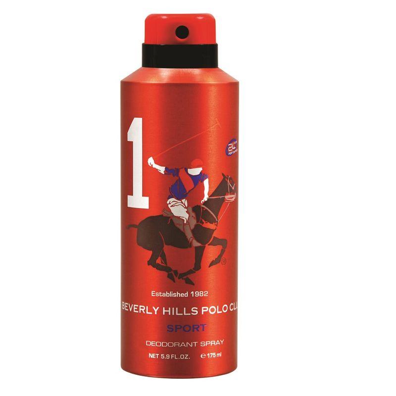 e01d16444c2e Beverly Hills Polo Club Sport 1 Deodorant Spray at Nykaa.com