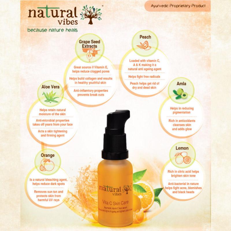 Natural Serums: Buy Ayurvedic & Herbal Serums Online in