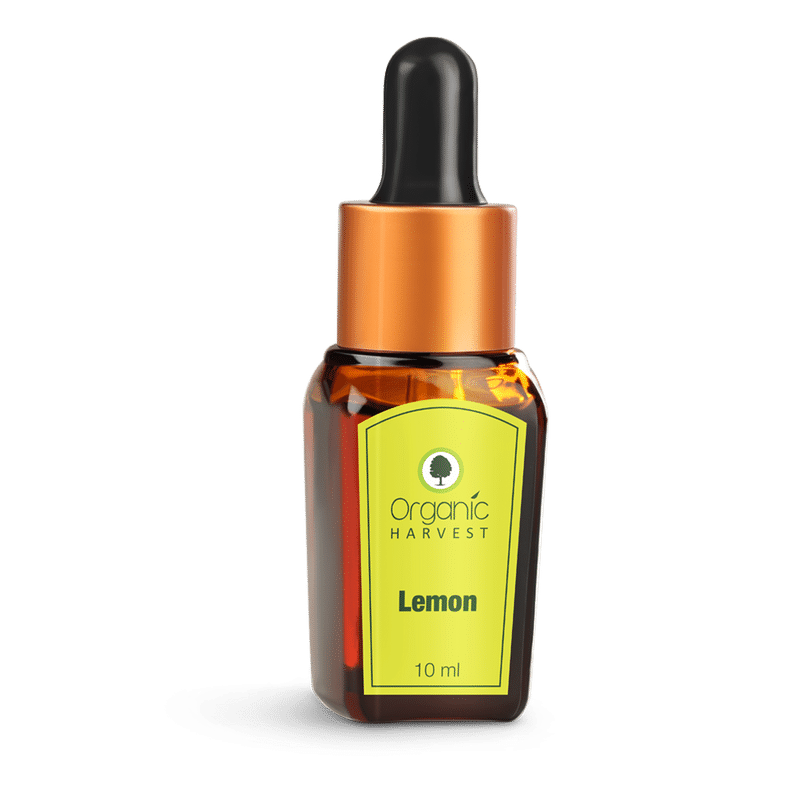 a7887300f4c58 Organic Harvest Lemon Essential Oil at Nykaa.com