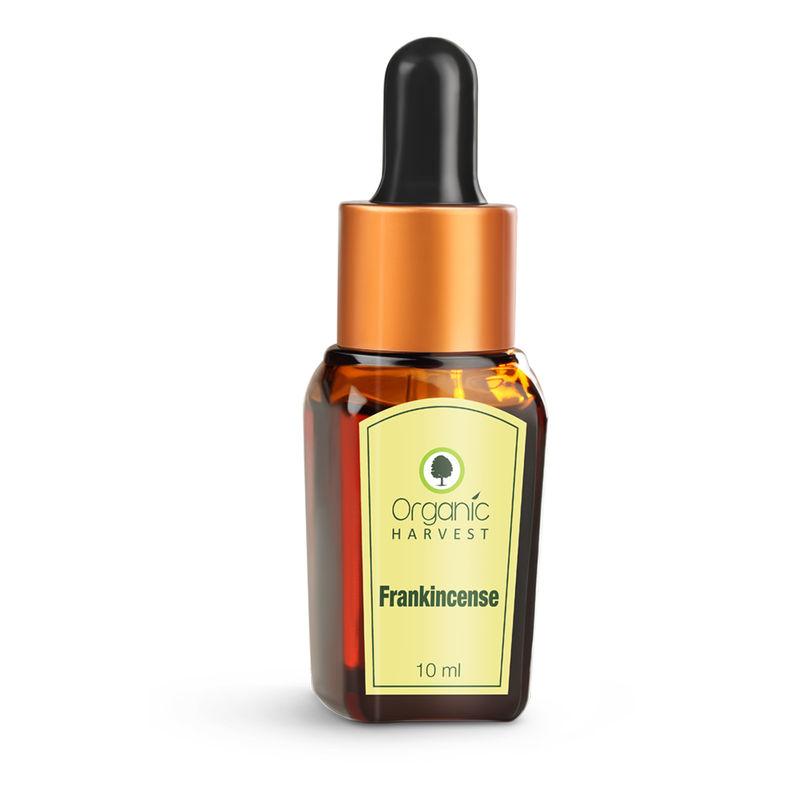 Organic Harvest Frankincense Essential Oil(10ml)