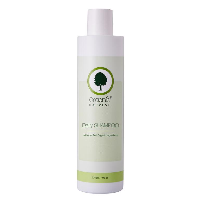 Organic Harvest Daily Shampoo(225gm)