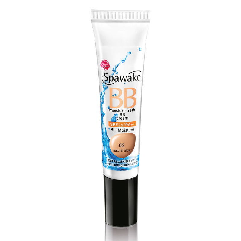 Spawake Moisture BB Cream SPF25 PA++ 02 - Natural Glow