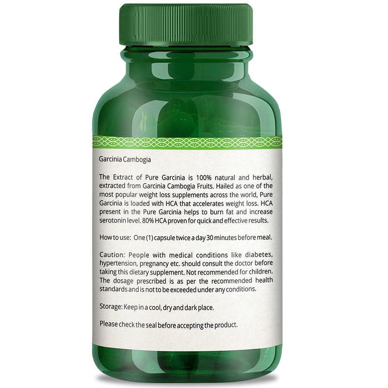 Simply Herbal Garcinia Cambogia Extract 60 Capsules