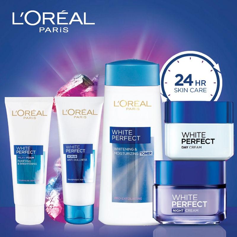 a16d77bd8 L'Oreal Paris Night Cream - Buy L'Oreal Paris White Perfect Night Cream  Online in India