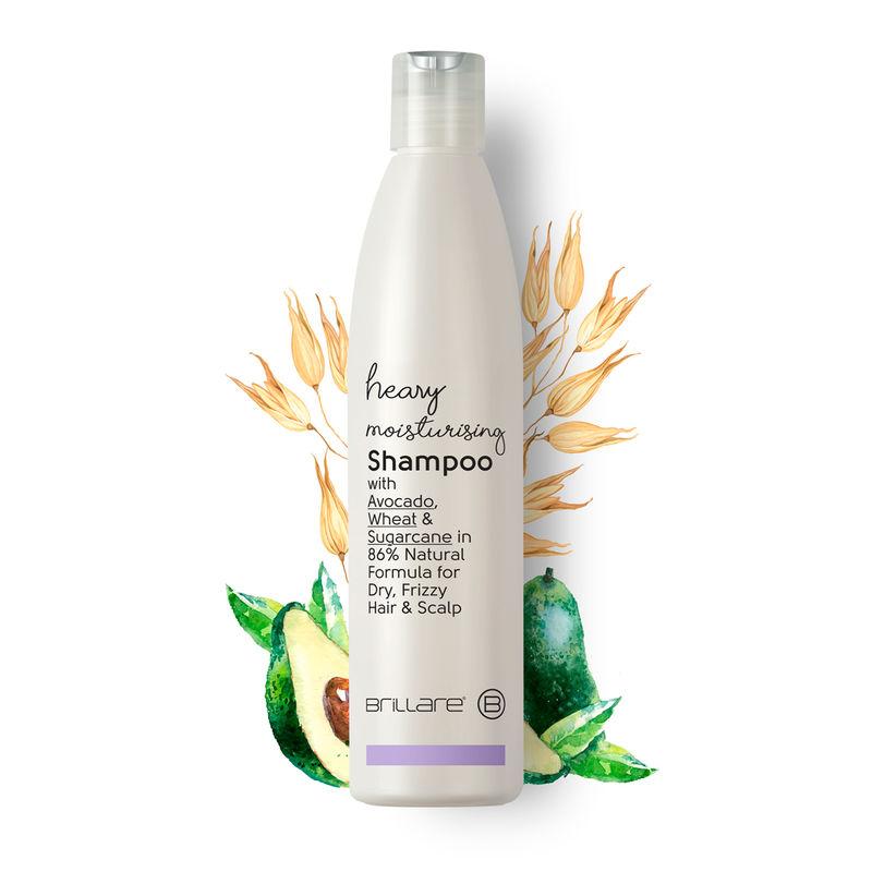 Brillare Science Shampoo Heavy Moisturising