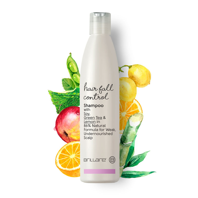 Brillare Science Shampoo Hair Fall Control