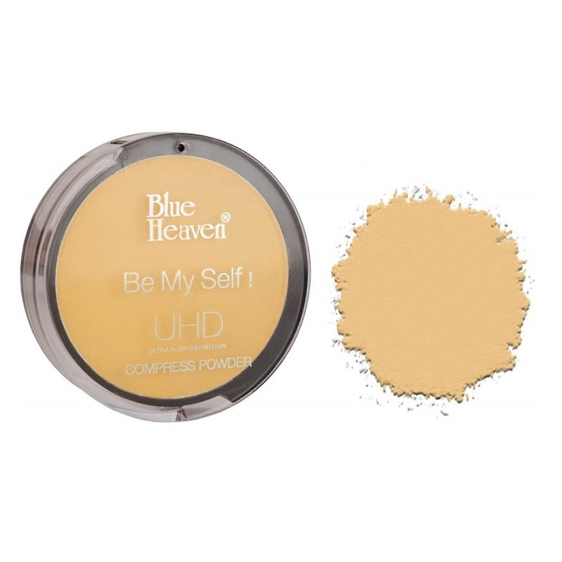 Blue Heaven Ultra High Definition Compressed Powder - 04 Natural