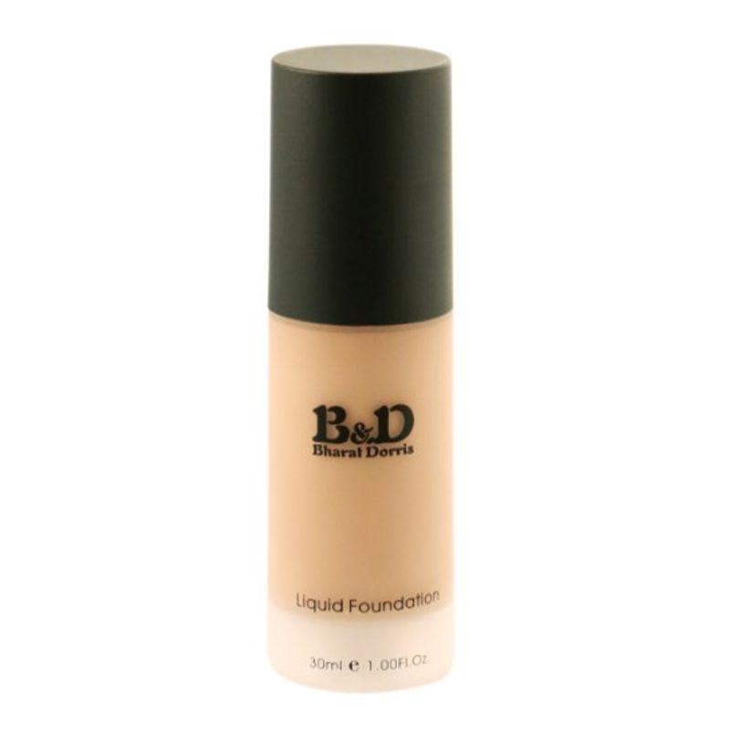 Bharat & Dorris Liquid Foundation - best foundations for Indian skin tone