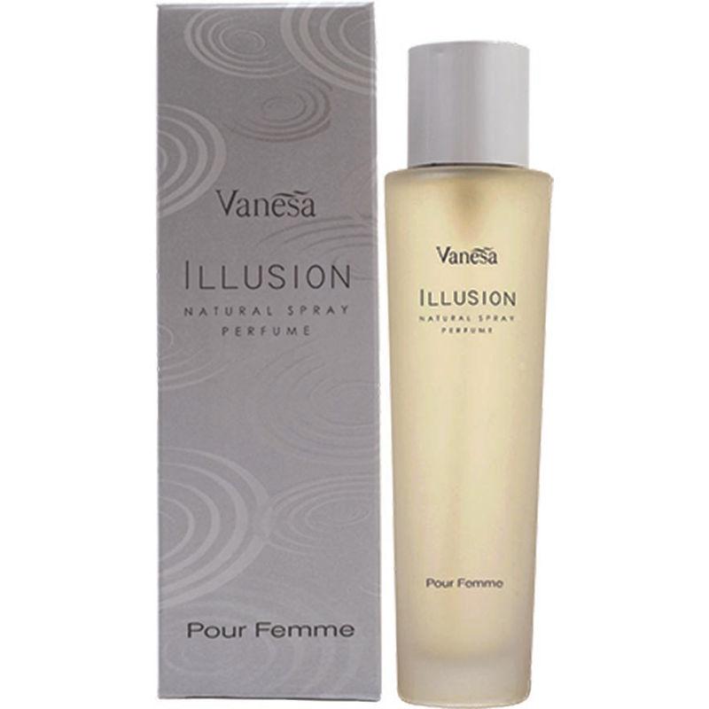 Vanesa Illusion Perfume Natural Spray Pour Femme At Nykaacom