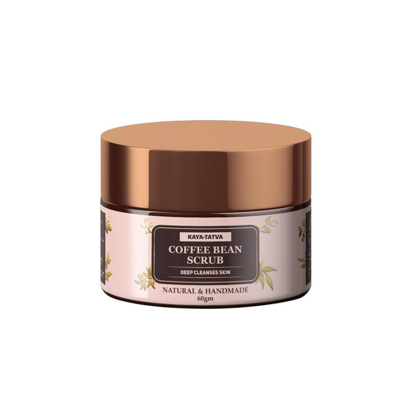 Ang-Tatva Coffee Bean Scrub Deep Cleanses Skin