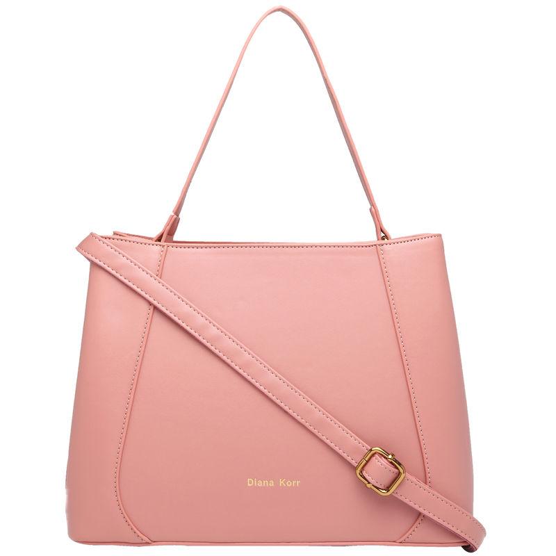 Diana Korr Pink Greate Shoulder Bag