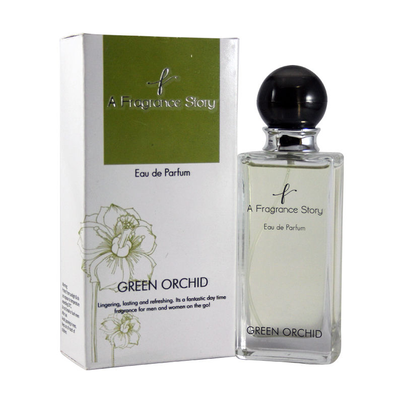 Buy A Fragrance Story Green Orchid Eau De Parfum 50ml At Nykaacom