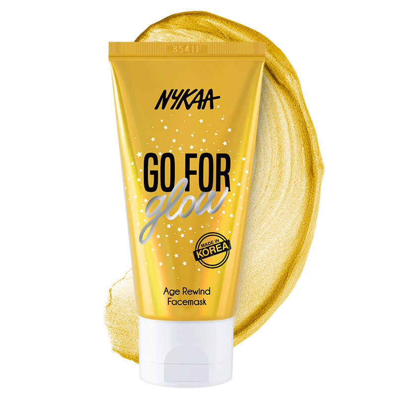 Nykaa Go For Glow Peel off Mask Age Rewind