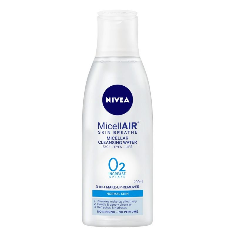 NIVEA Micellar Cleansing Water - Skin Breathe MicellAIR
