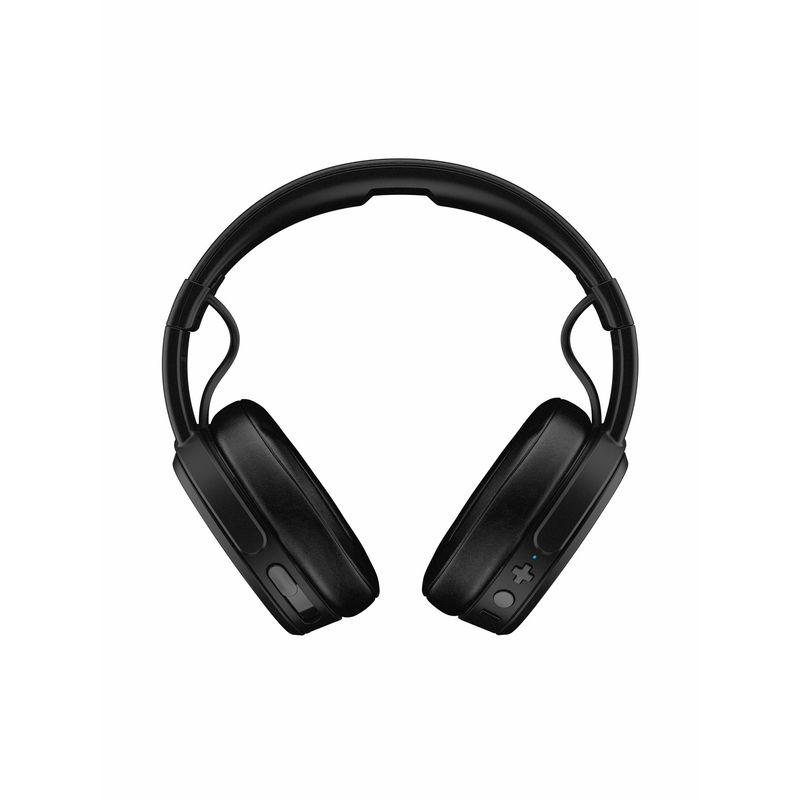 Skullcandy S6CRW K591 Crusher Bluetooth Over EarHeadphone with Mic  Black