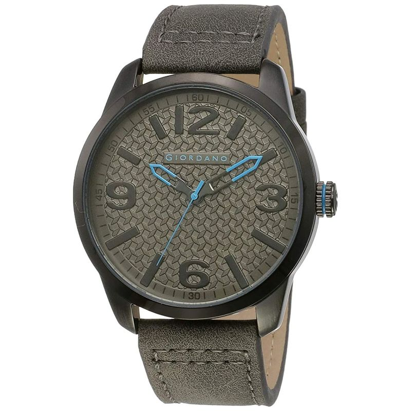 Giordano Analog Grey Dial Men's Watch