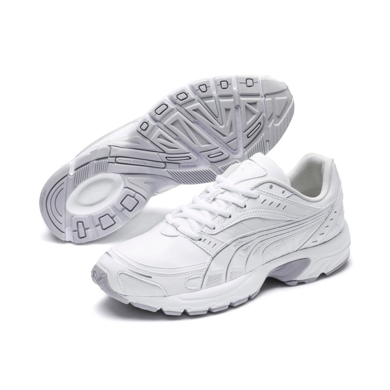 George Eliot enseñar Oxidar  Puma Axis Sl Unisex White Sneakers: Buy Puma Axis Sl Unisex White Sneakers  Online at Best Price in India | Nykaa