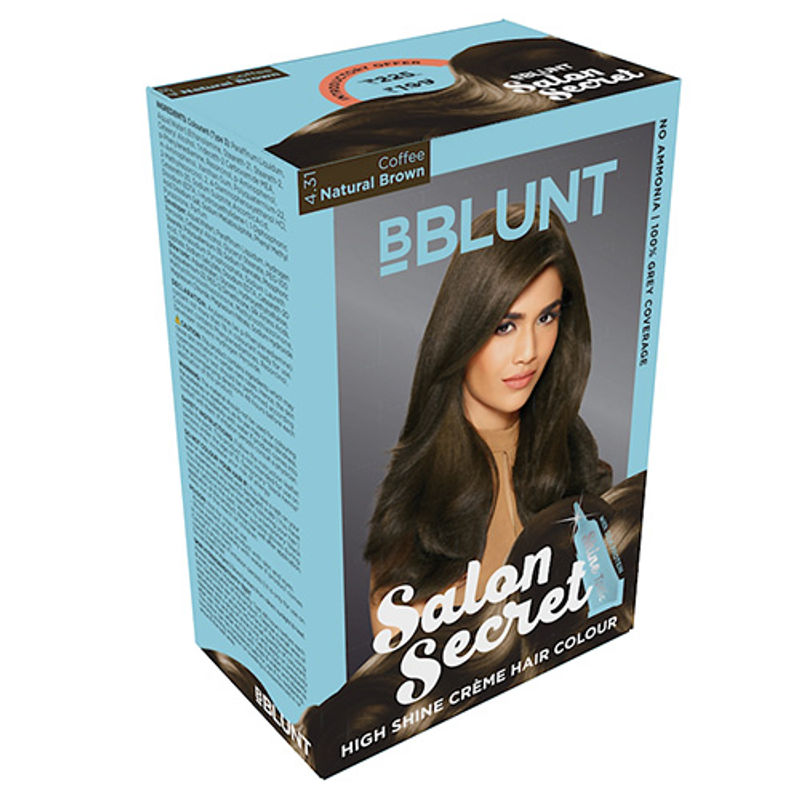 f90112059c1 BBLUNT Hair Color - Buy BBLUNT Salon Secret High Shine Creme Hair Colour  Online in India