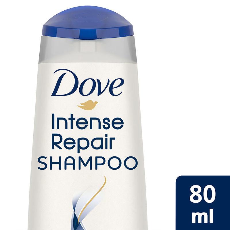 Dove Intense Repair Shampoo For Dry & Damaged Hair