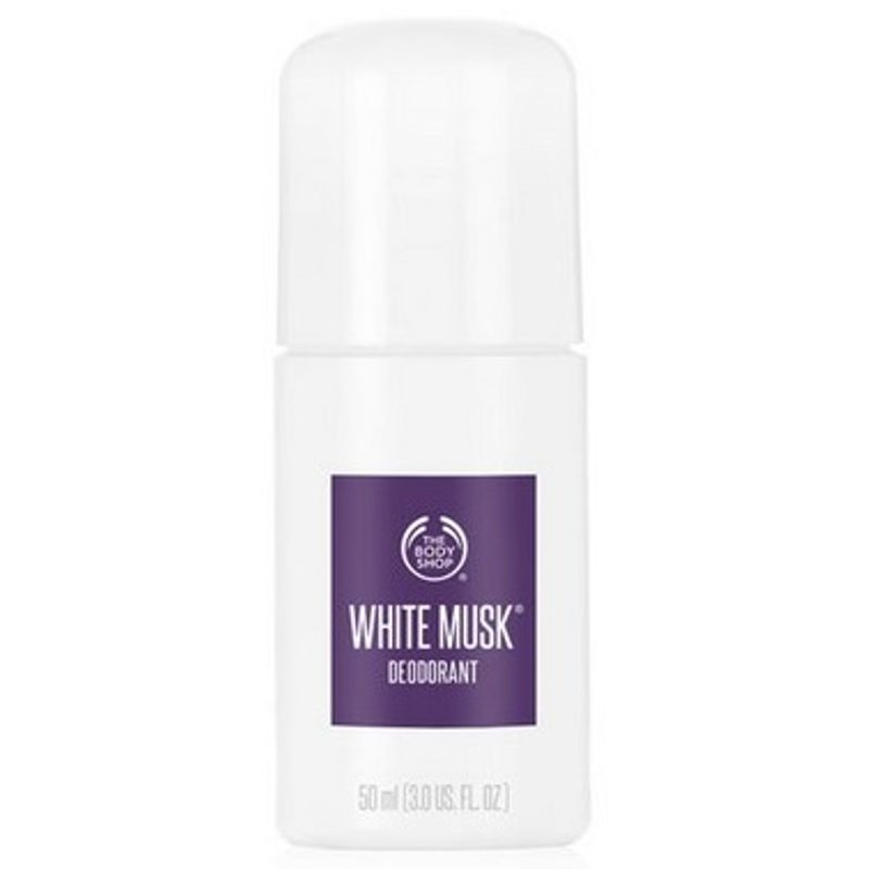cc74d29fa The Body Shop White Musk Anti-Perspirant Deodorant at Nykaa.com