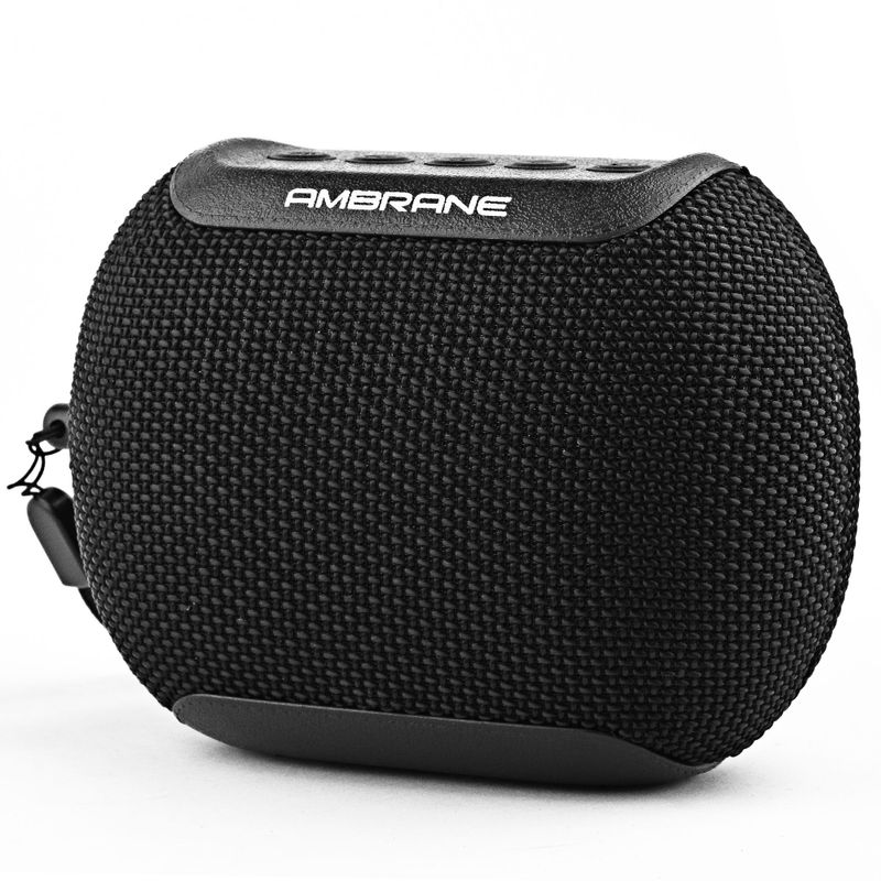 Ambrane BT 47 Black 5W Bluetooth Speaker
