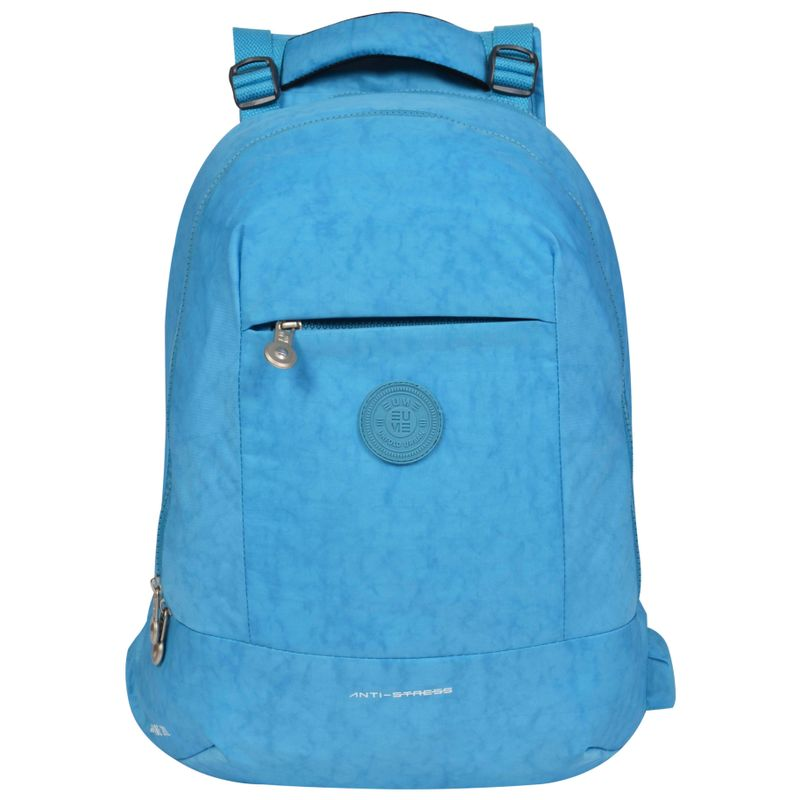 EUME Sapphire 20 Ltr Massager Laptop Backpack in Teal Blue