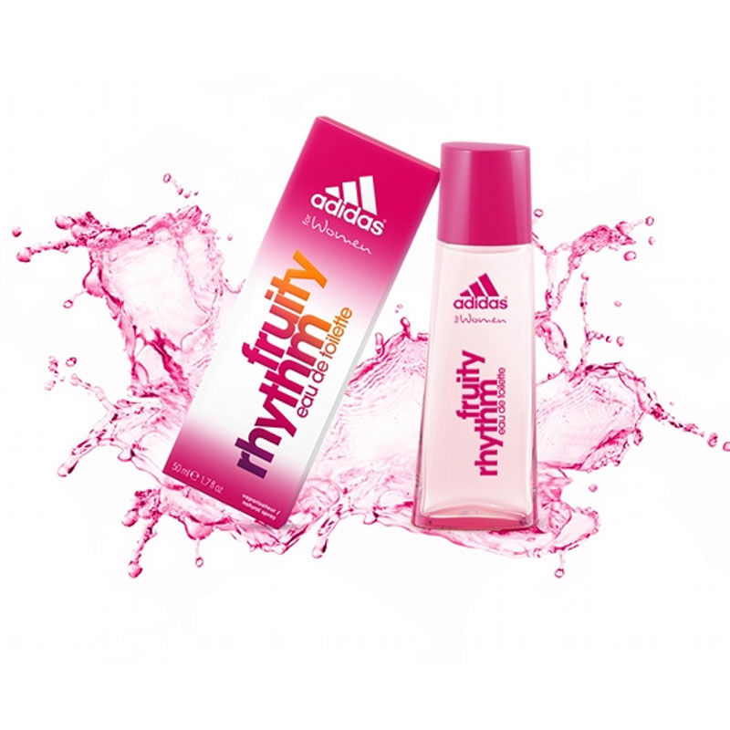 Adidas Fruity Rhythm Eau De Toilette Buy Adidas Fruity Rhythm Eau