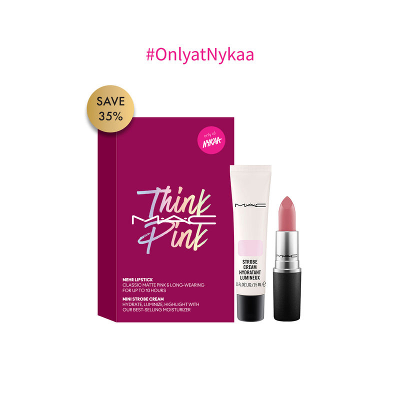 M.A.C Think Pink Kit with Mehr and Mini Strobe
