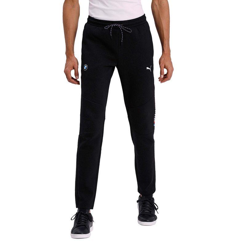 Puma Bmw Mms Sweat Pants - Black (XL)