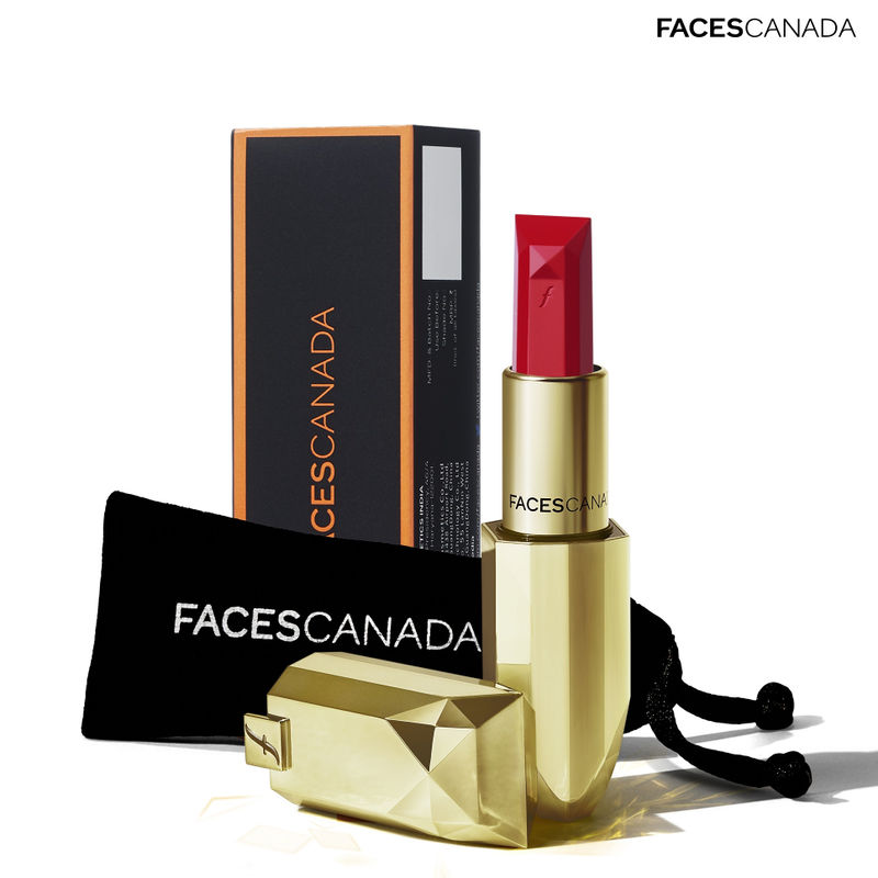 Faces Canada Ultime Pro Belle De Luxe Jewel Cut Lipstick