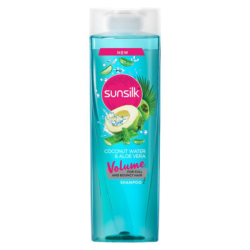 Sunsilk Coconut Water & Aloe Vera Volume Hair Shampoo