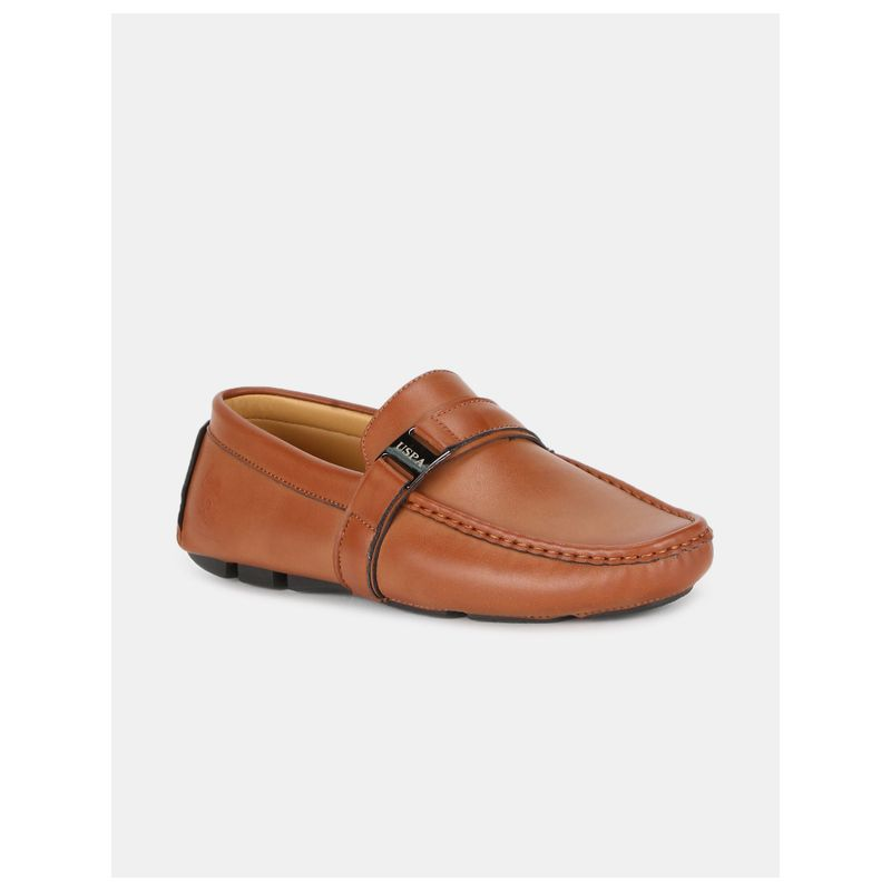 U.s. Polo Assn. Solid Formal Shoes - 10