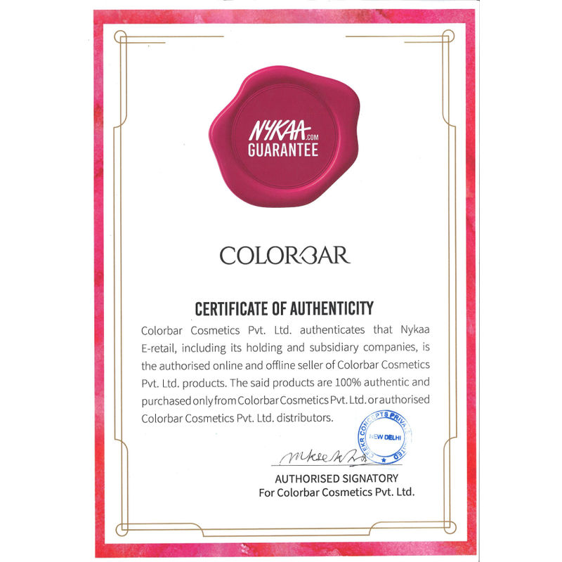 Colorbar - Buy Colorbar products online from Nykaa | Nykaa