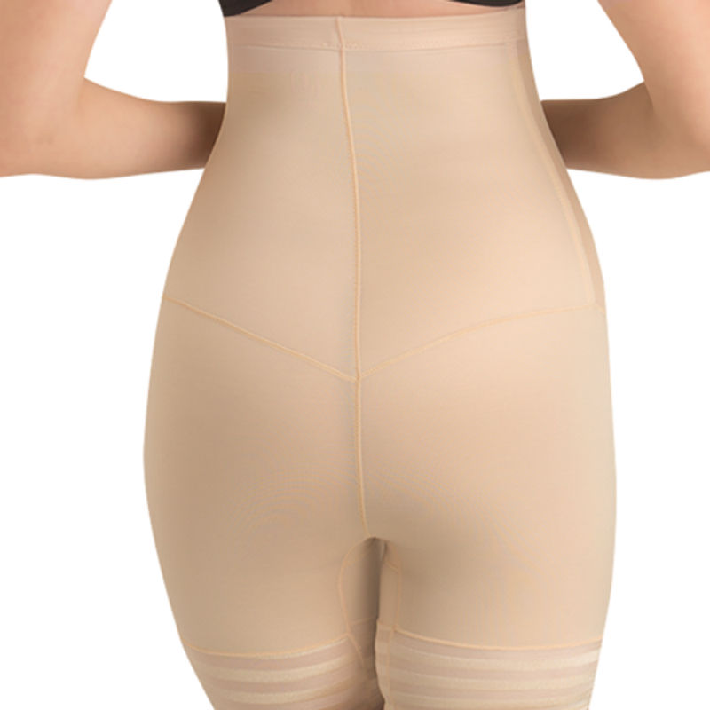 46af0d75d57 Swee Coral High Waist And Short Thigh Shaper For Women - Nude at Nykaa.com