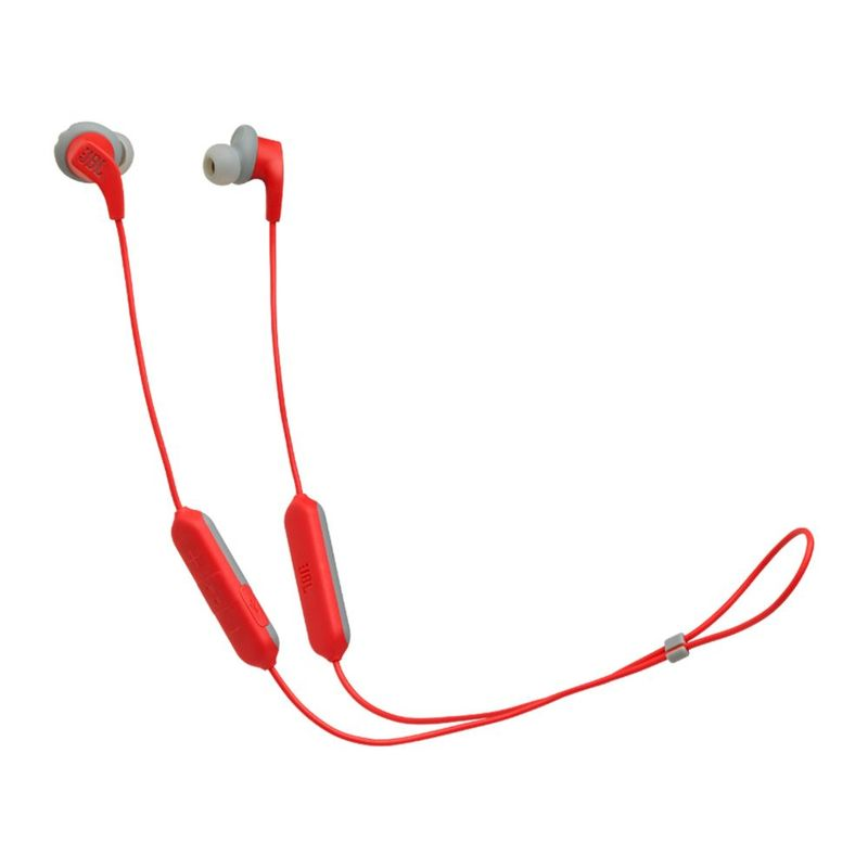 JBL Endurance Run BT Sweat Proof Wireless in Ear Sport Headphones  Red