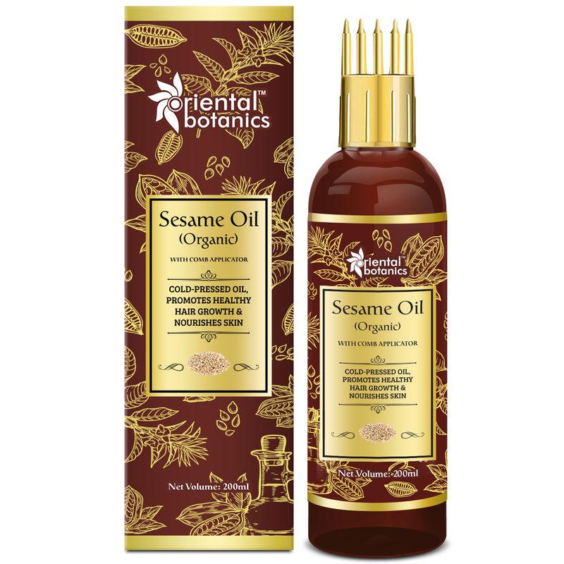 Oriental Botanics Sesame Oil