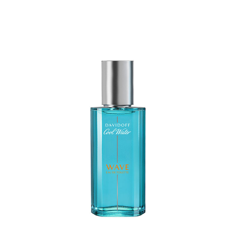 Buy Davidoff Cool Water Wave Eau De Toilette For Man At Nykaacom