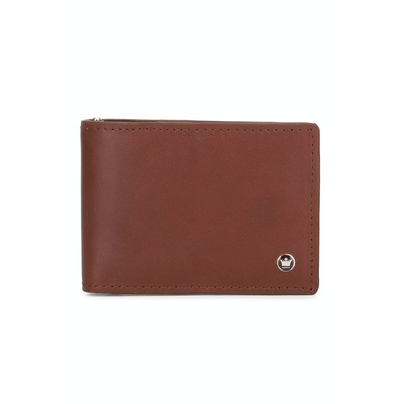 Louis Philippe Brown Wallet  lpwadrgff20030