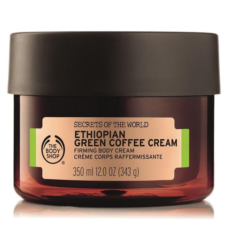 The Body Shop Spa of the World™ Ethiopian Green Coffee Cream