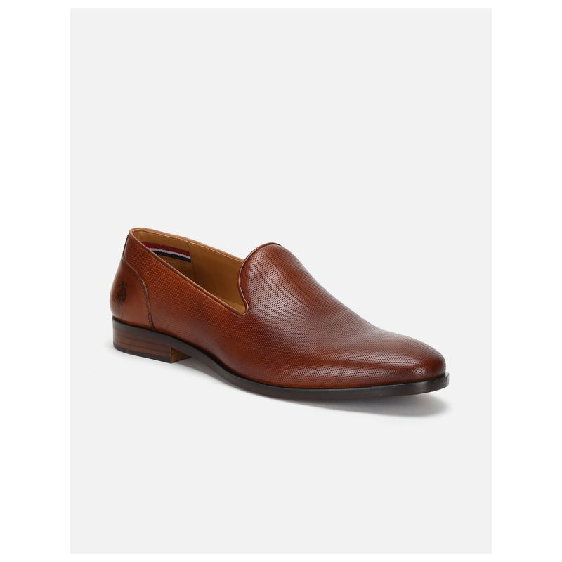 U.s. Polo Assn. Solid Formal Shoes - 8