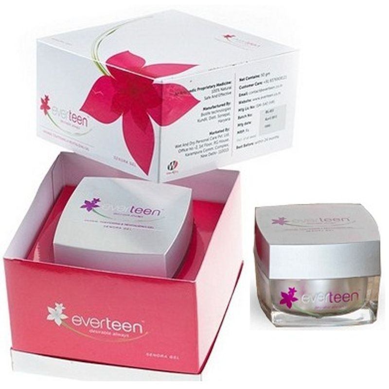 Everteen Vaginal Tightening Revitalizing Gel Buy Everteen